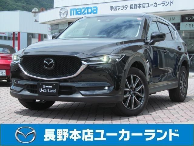 マツダ CX-5 2.2 XD Lパッケージ ディーゼルターボ 4WD 黒革内