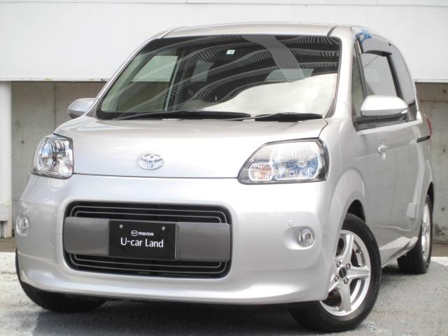 トヨタ 1.5 X ワンオーナー 左電動スライドドア 社外アルミ