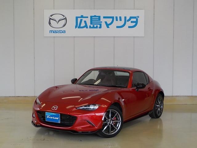 マツダ ロードスターRF VS