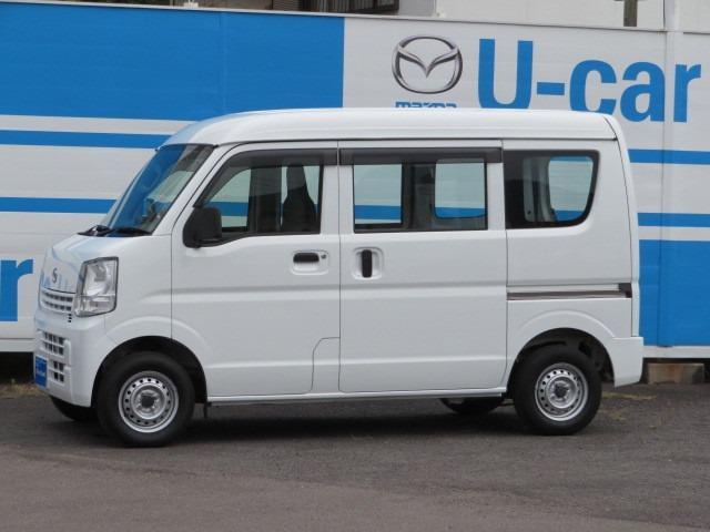 マツダ スクラム 660 PA ハイルーフ 5AGS車