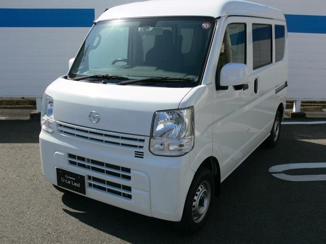 マツダ スクラム 660 PCスペシャル ハイルーフ 5AGS車 4WD レン