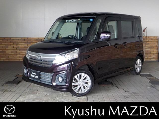 マツダ 660 カスタムスタイル XG 純正ナビ付・片側電動スライド