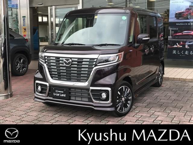 マツダ フレアワゴンカスタムスタイル カスタムHV/XS
