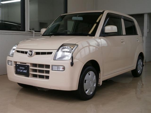 マツダ GII 4WD 5速MT CD キーレス 電動格納ミラー コーナーポール
