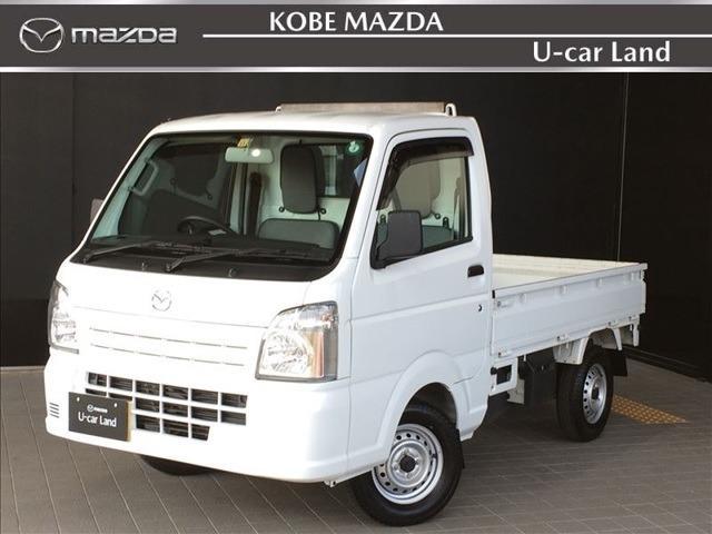 マツダ スクラムトラック 660 KC エアコン・パワステ ETC・エアコン・パワステ