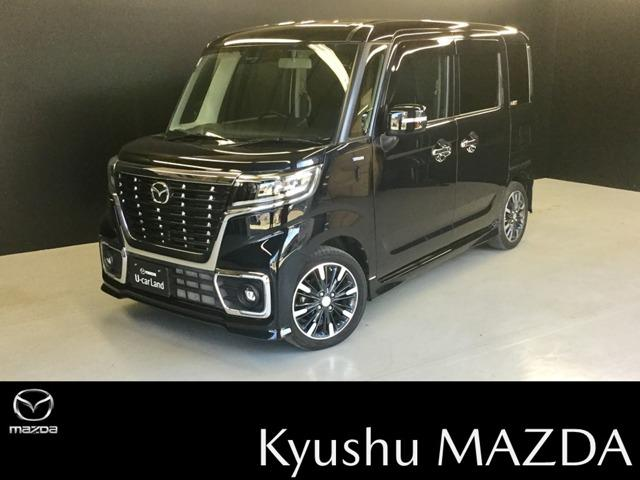 マツダ 660 カスタムスタイル ハイブリッド XT ナビ