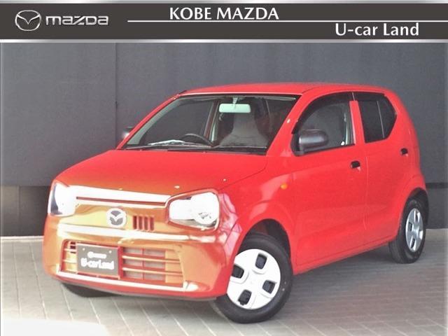 マツダ 660 GF CD/ETC/マニュアルミッション車/フルノーマル車