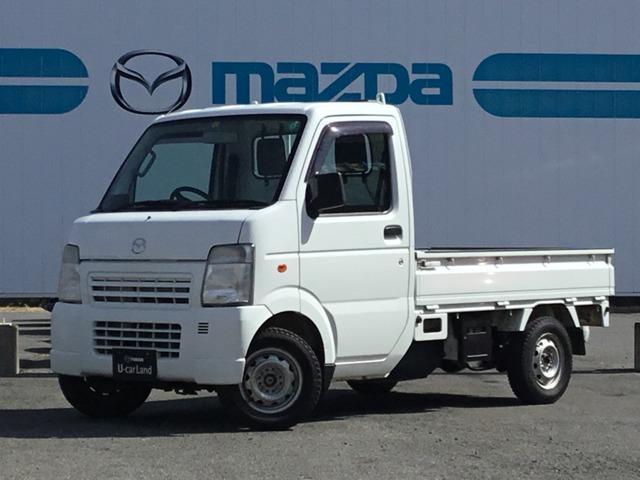 マツダ 660 KC 農繁 3方開 4WD