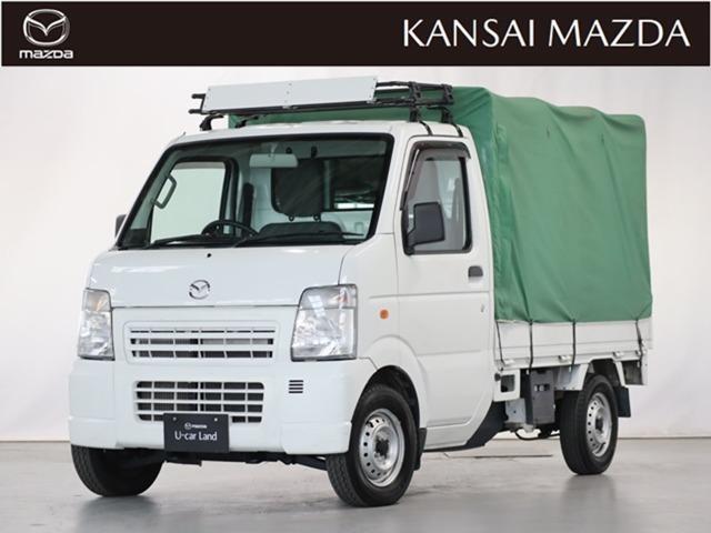 マツダ スクラムトラック KCスペシャル4WD