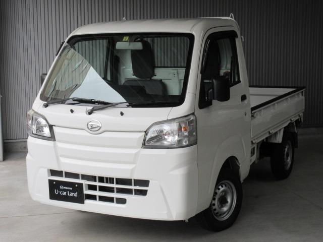 ダイハツ ハイゼットトラック 660 スタンダード 3方開 4WD 運転席エアバッグ