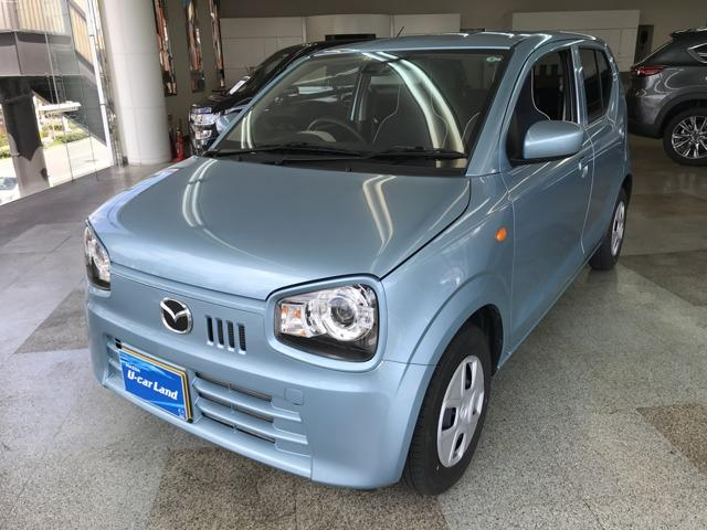 キャロル(マツダ) GS 社用車UP オーディオレス 中古車画像