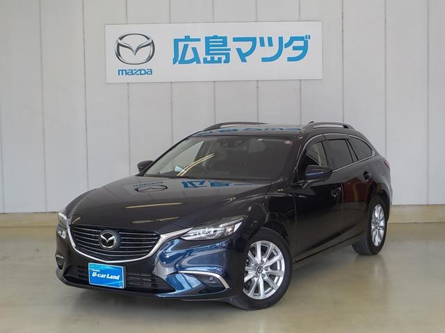 マツダ XD PROACTIVE AWD レーダークルーズ バックカメラ