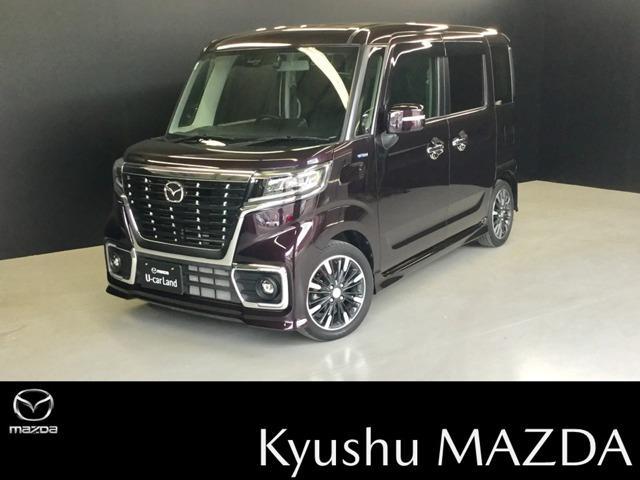 マツダ 660 カスタムスタイル ハイブリッド XT ドラレコ・ナビ・ETC