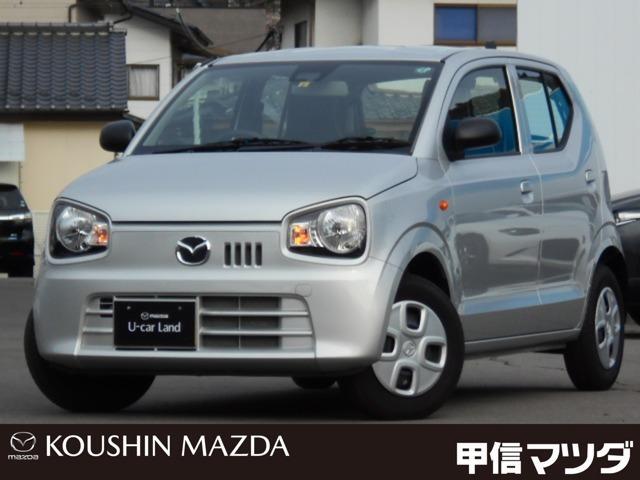キャロル(マツダ) 660 GL 4WD 元社用車 セーフティPkg シートヒータ 中古車画像