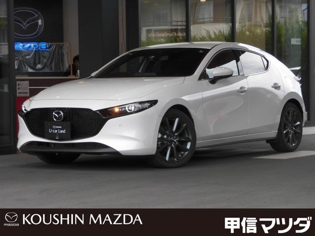 マツダ MAZDA3ファストバック 2.0 20S プロアクティブ ツーリング セレクション 元試乗車 禁煙 360モニター