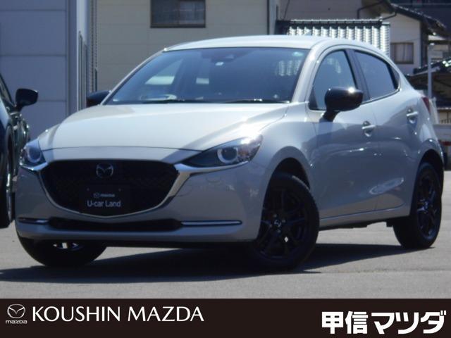 マツダ MAZDA2 1.5 XD ブラック トーン エディション ディーゼルター 360度モニター車線逸脱ETCナビPセンサー