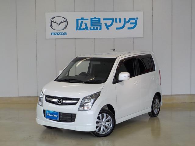 マツダ XSリミテッド 4WD ナビ フルセグ シートヒーター