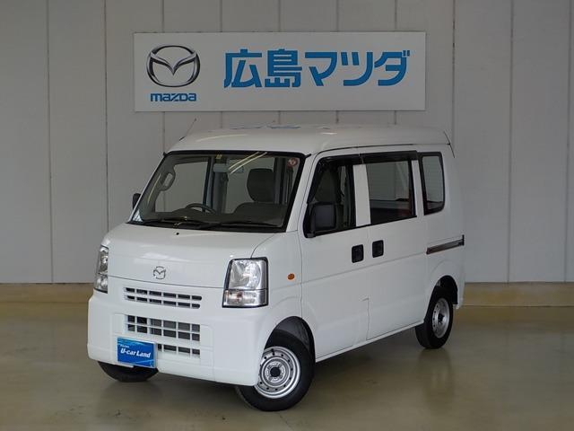マツダ スクラム PA バン PA 4WD 5速マニュアル