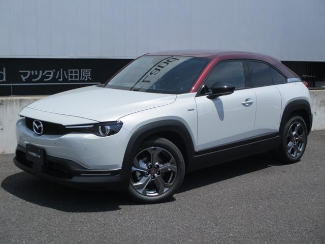 MX−30(マツダ) 2.0 100周年特別記念車 4WD ナビ 360度モニター ETC2.0 車線逸脱 中古車画像