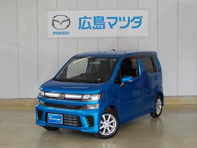 マツダ HYBRID XS 4WD ナビ フルセグ バックカメラ