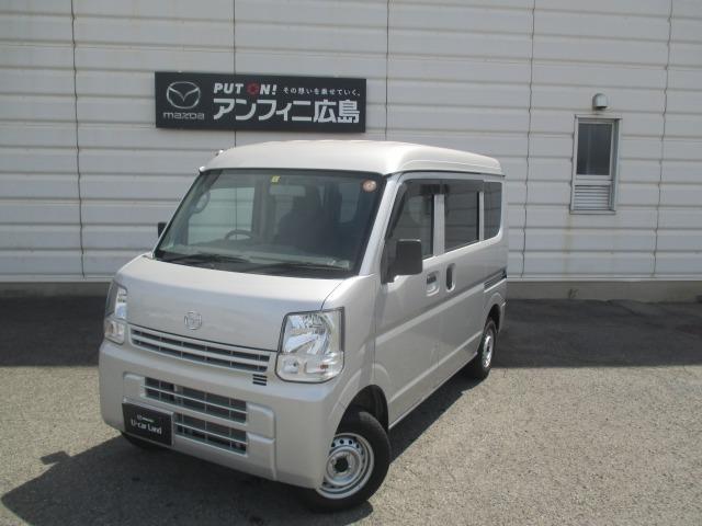 マツダ 660 PC ハイルーフ 4WD MT車