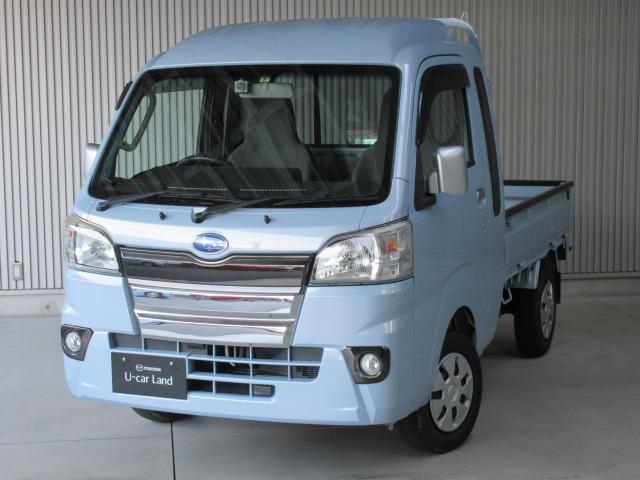 スバル サンバートラック グランドキャブ 4WD 4AT ABS キーレス ETC ドライブレコーダー リクライニングシート フォグランプ CD/ラジオ