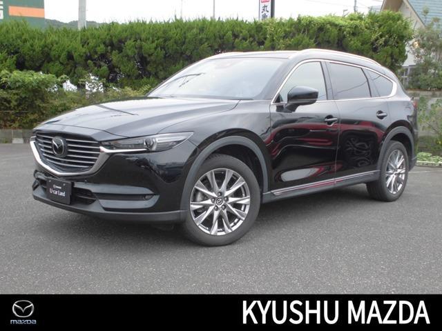 マツダ CX-8 XD L-PKG ・フル装備・ABS・Wエアバック・キーレス・