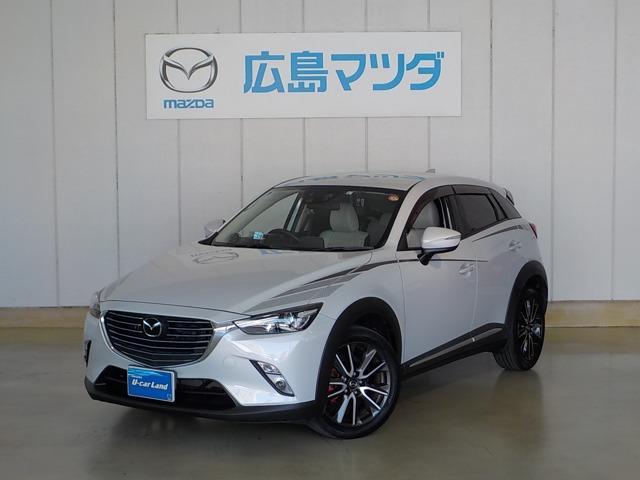 マツダ CX-3 XD Touring L Package
