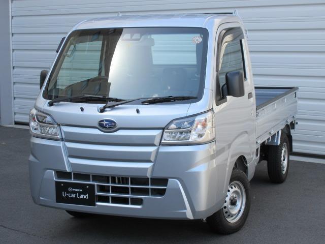 スバル サンバートラック 660 TB スマートアシスト 三方開 4WD 安全装備