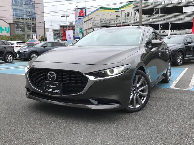 マツダ 20Sプロアクティブ ツーリングセレクション 20Sプロアクティブツーリングセレクション/ドアバイザー付き/Mazda3セダン入荷しました