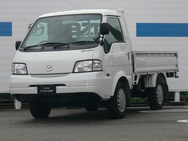 マツダ ボンゴトラック 1.8 DX シングルワイドロー ロング 1.15T積 キーレス エアバック 波板鉄床