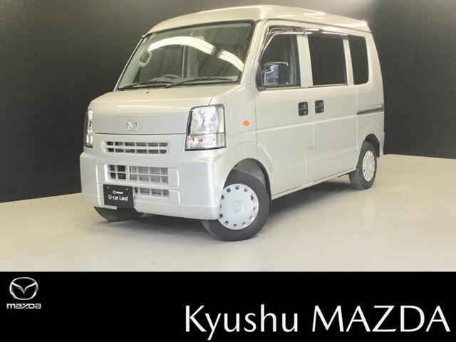 マツダ スクラム 660 バスター ハイルーフ 4WD CD 4WD