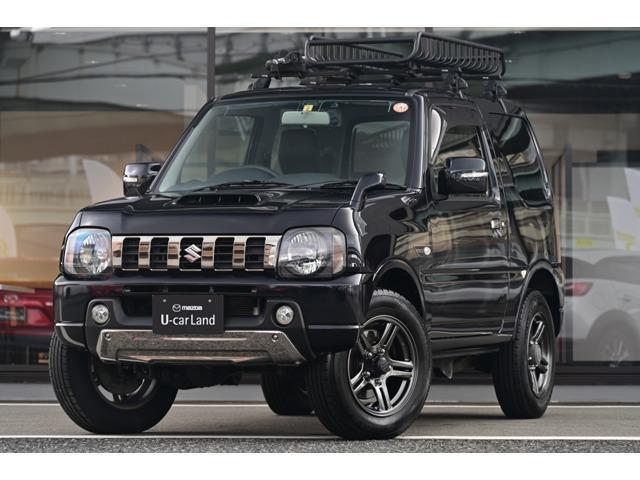 スズキ 660 ランドベンチャー 4WD フルセグTVナビ ETC ミッション車