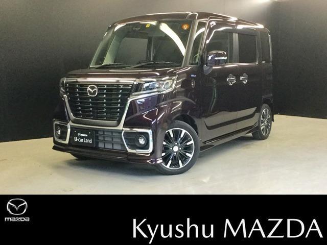 マツダ 660 カスタムスタイル ハイブリッド XS