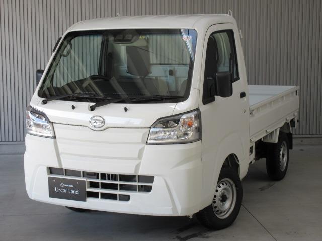 ダイハツ ハイゼットトラック 660 スタンダード SAIIIt 3方開 4WD 安全装備