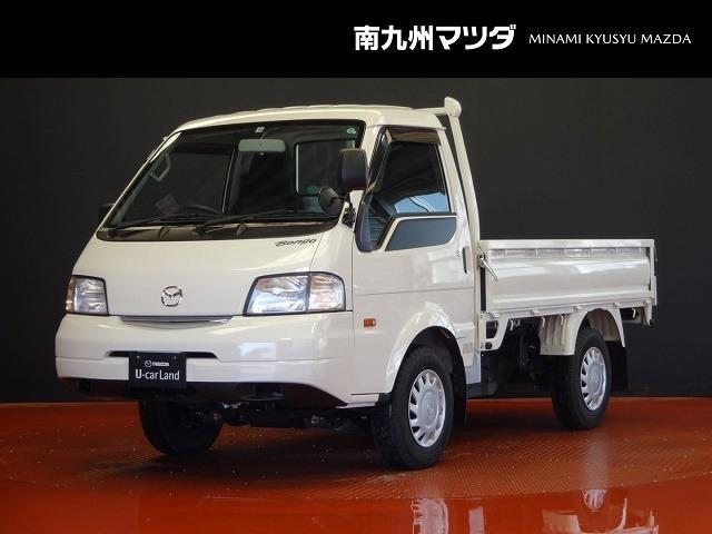 マツダ ボンゴトラック 1.8 DX シングルワイドロー 4WD 5速マニュアル