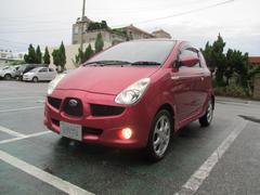 沖縄の中古車 スバル R1 車両価格 70.2万円 リ済別 平成21年 5.6万K ベリールージュ・パール