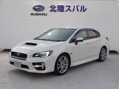 WRX S4 S4 2.0GT−S EyeSight3
