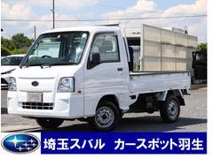 サンバートラックTB  4WD・エアコン・パワステ・ワンオーナー