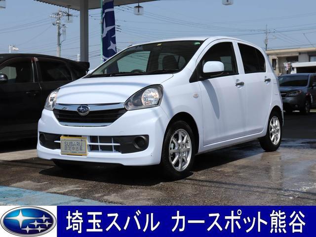 スバル L CD AUX 14アルミ エコアイドル キーレス