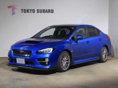 WRX S4 2.0GT−S EyeSight Ver.3 1オーナー