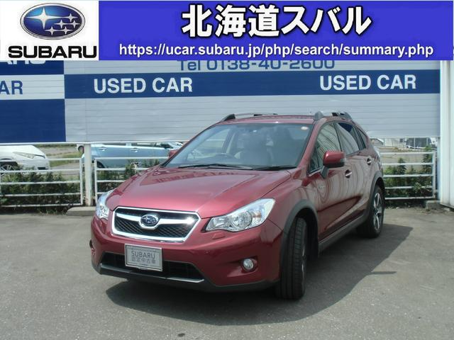 スバル XV HYBRID2.0i-L EyeSightナビ・ETC
