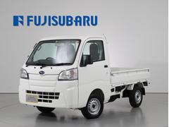 サンバートラックTB三方開 元社用車 エアコン パワステ 5MT 4WD