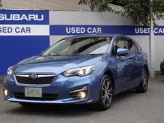 インプレッサスポーツ2.0i−L EyeSight  日本カーオブザイヤー受賞車