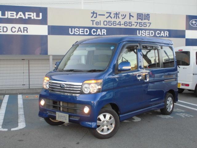 スバル RS Limited ナビ HID 左側電動スライド