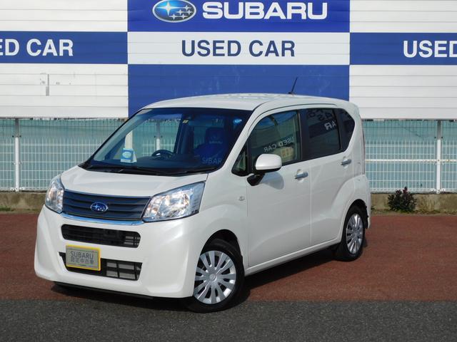 スバル L スマートアシスト 4WD CVT