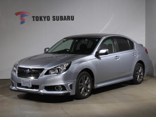 スバル 2.5i B-SPORT EyeSight<禁煙車>