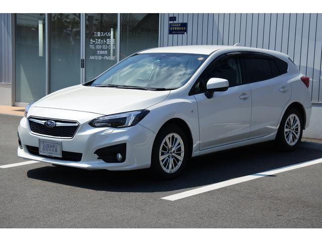スバル 1.6i-L EyeSight AWD