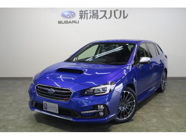 スバル 1.6STI Sport EyeSight ナビ.ETC付