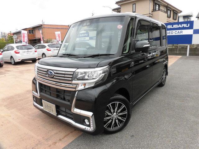 スバル R Limited スマートアシスト デモカーUP ナビ